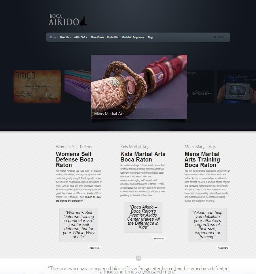 website design company boca raton