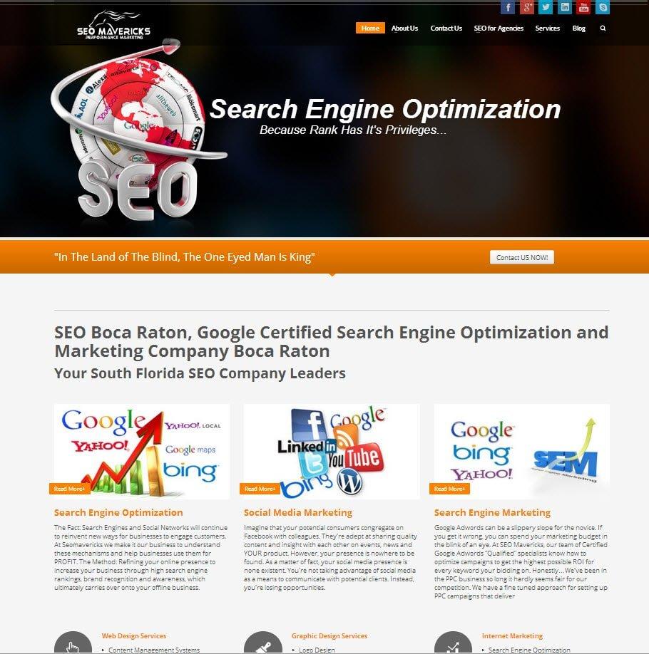 website design company boca
